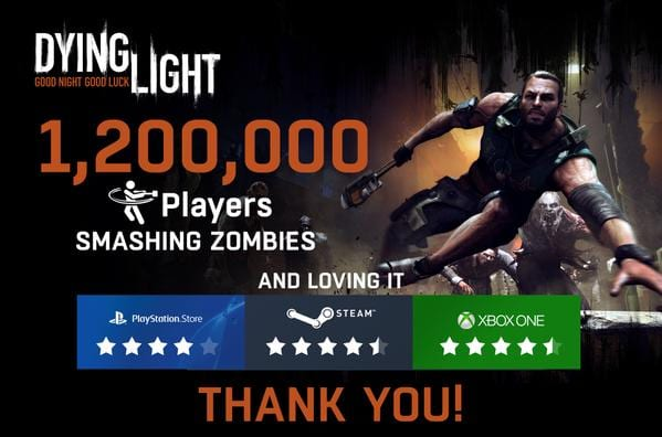 Dying Light Thank You