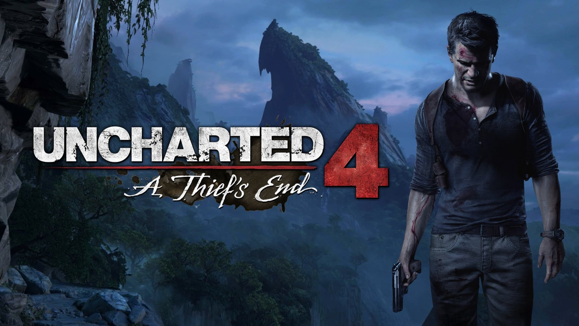 Uncharted 4 A Thief's End main