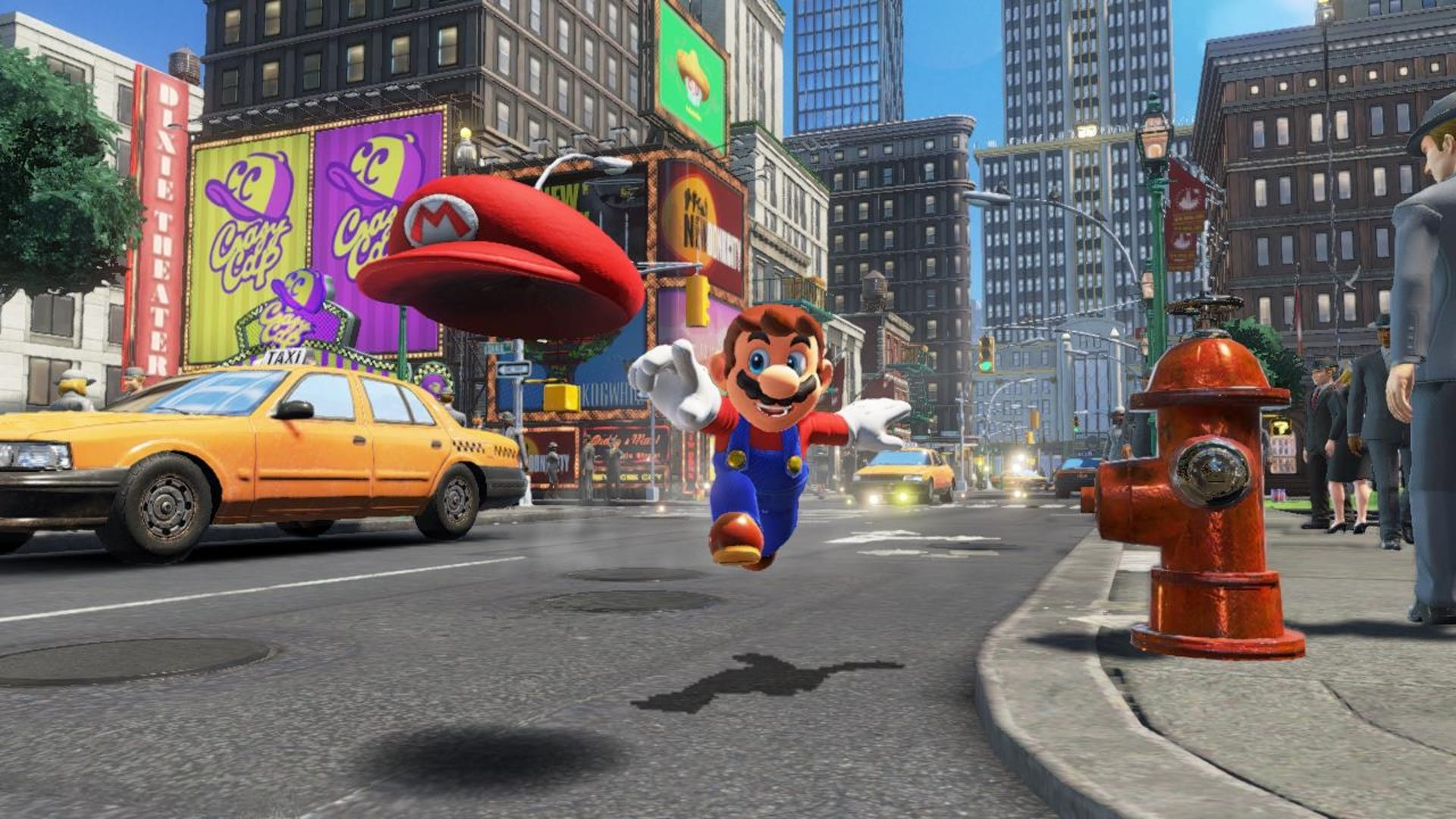 Super Mario Odyssey Is A Magical Journey And Reminder For Why We