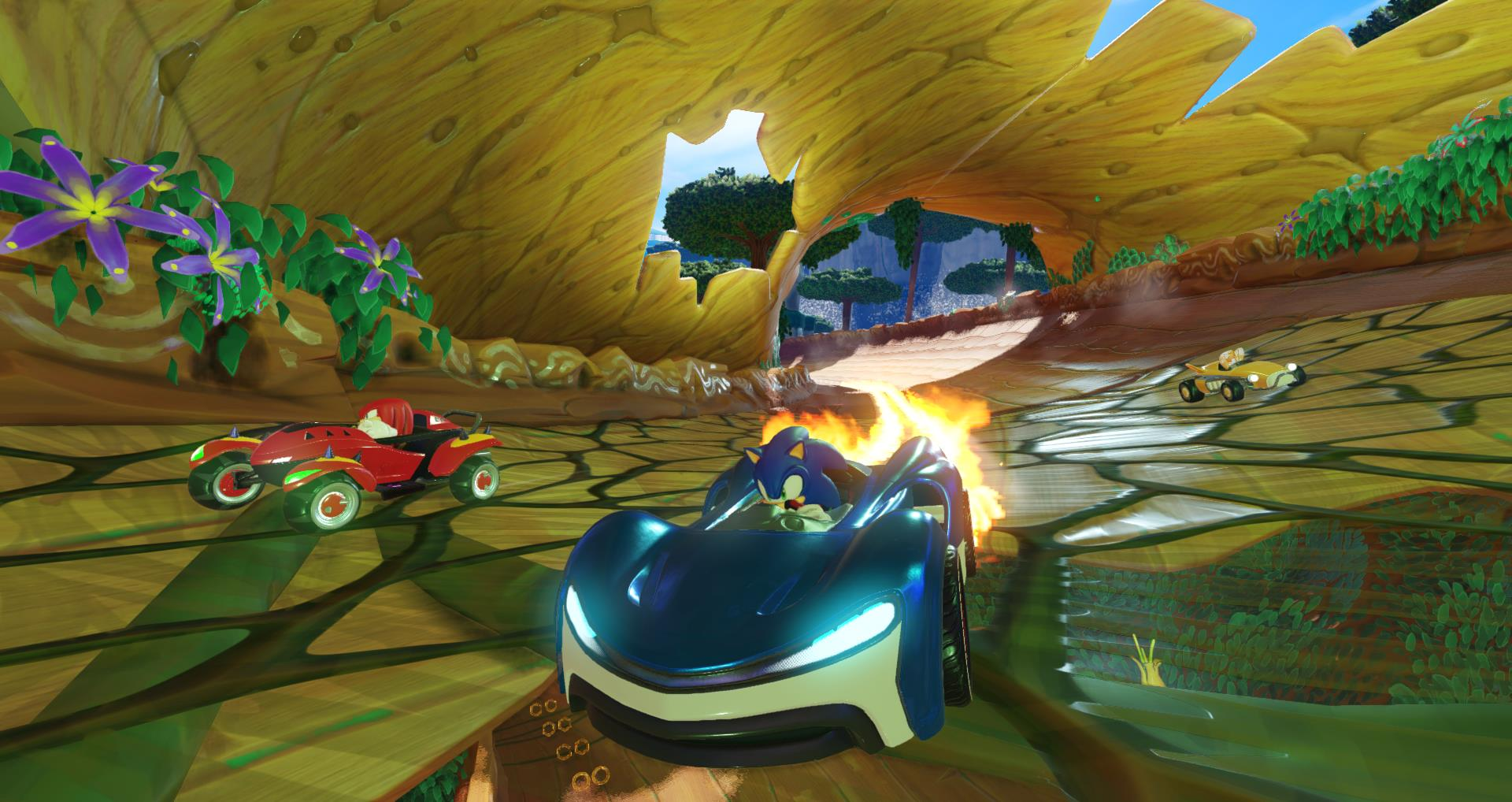 Team Sonic Racing delay story - featured image