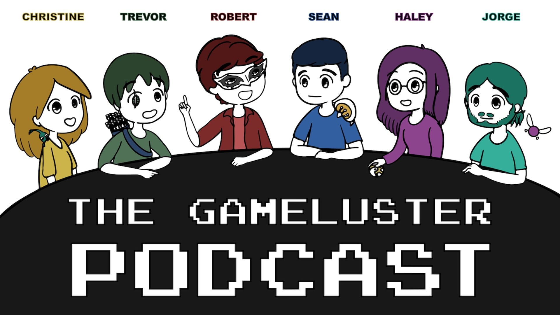 GameLuster Podcast artwork