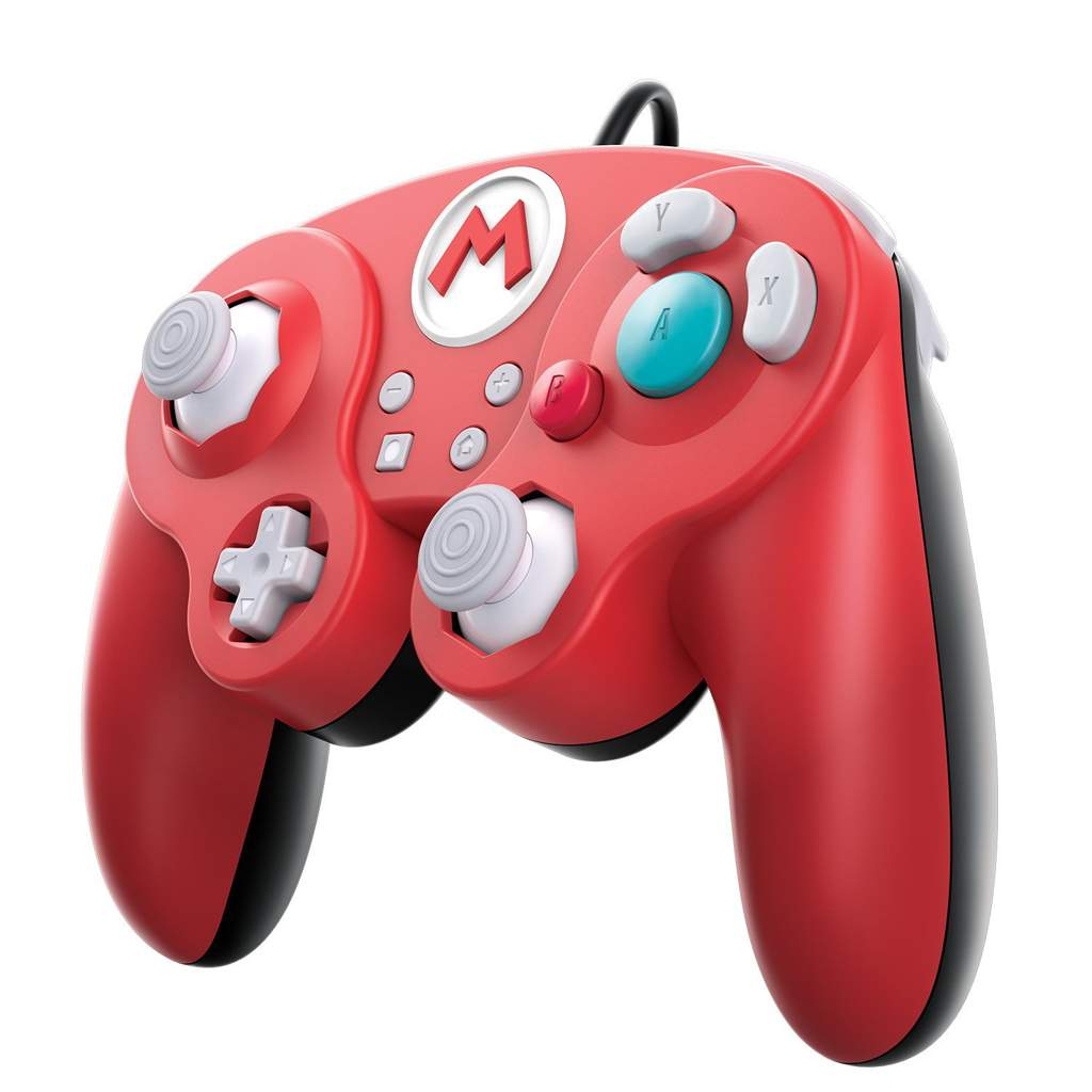 PDP Mario Gamecube controller for Switch