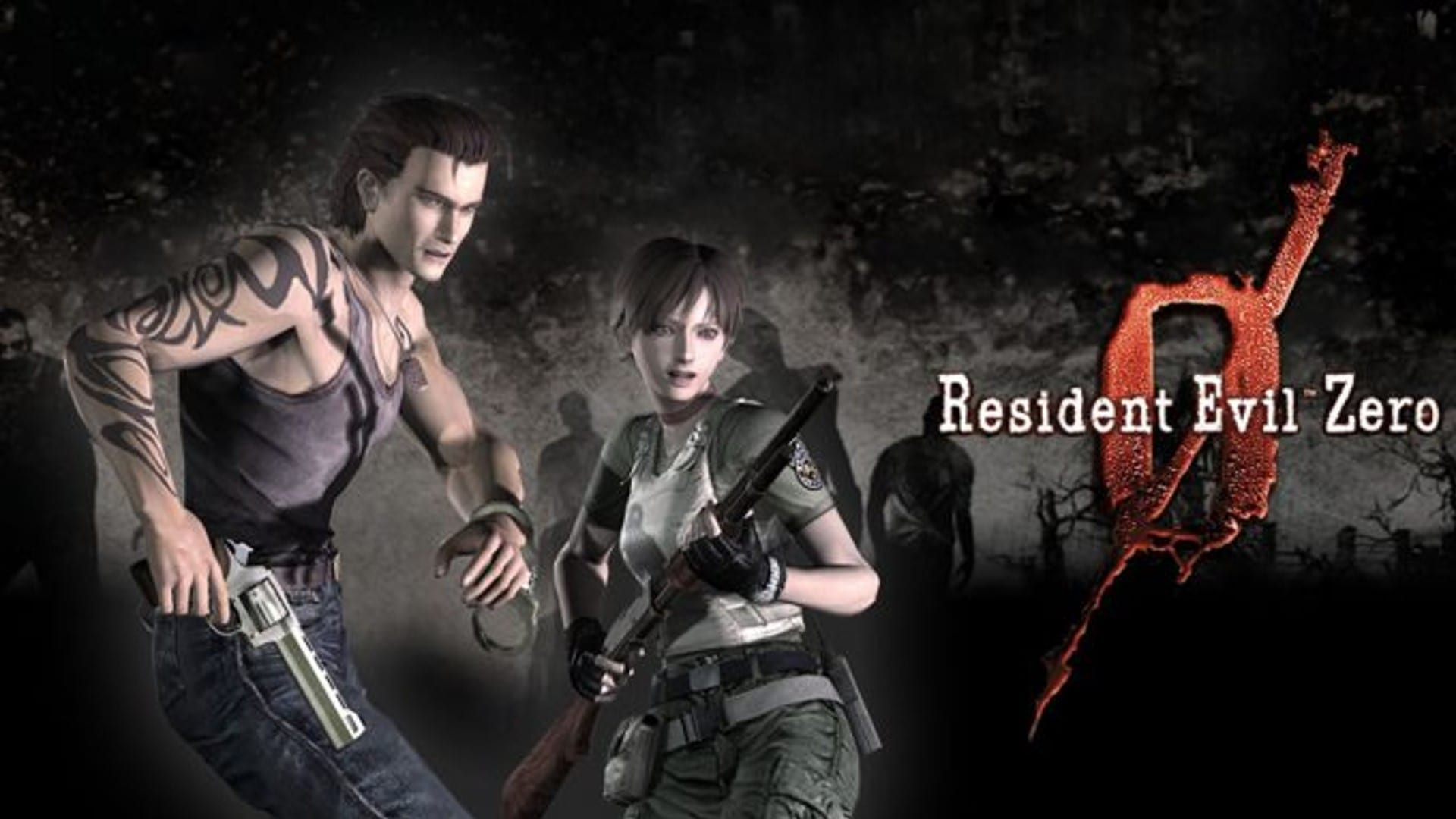 Resident Evil games on Switch announcement - featured image