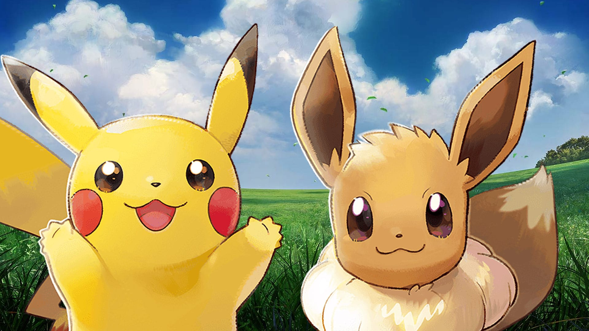 Pokemon Let S Go Pikachu And Let S Go Eevee Introduce Master