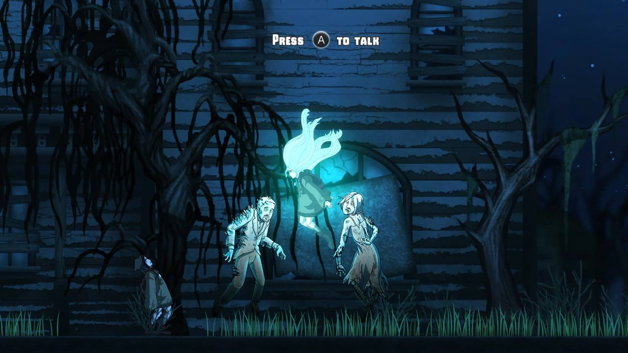 Whispering Willows, screenshot 1