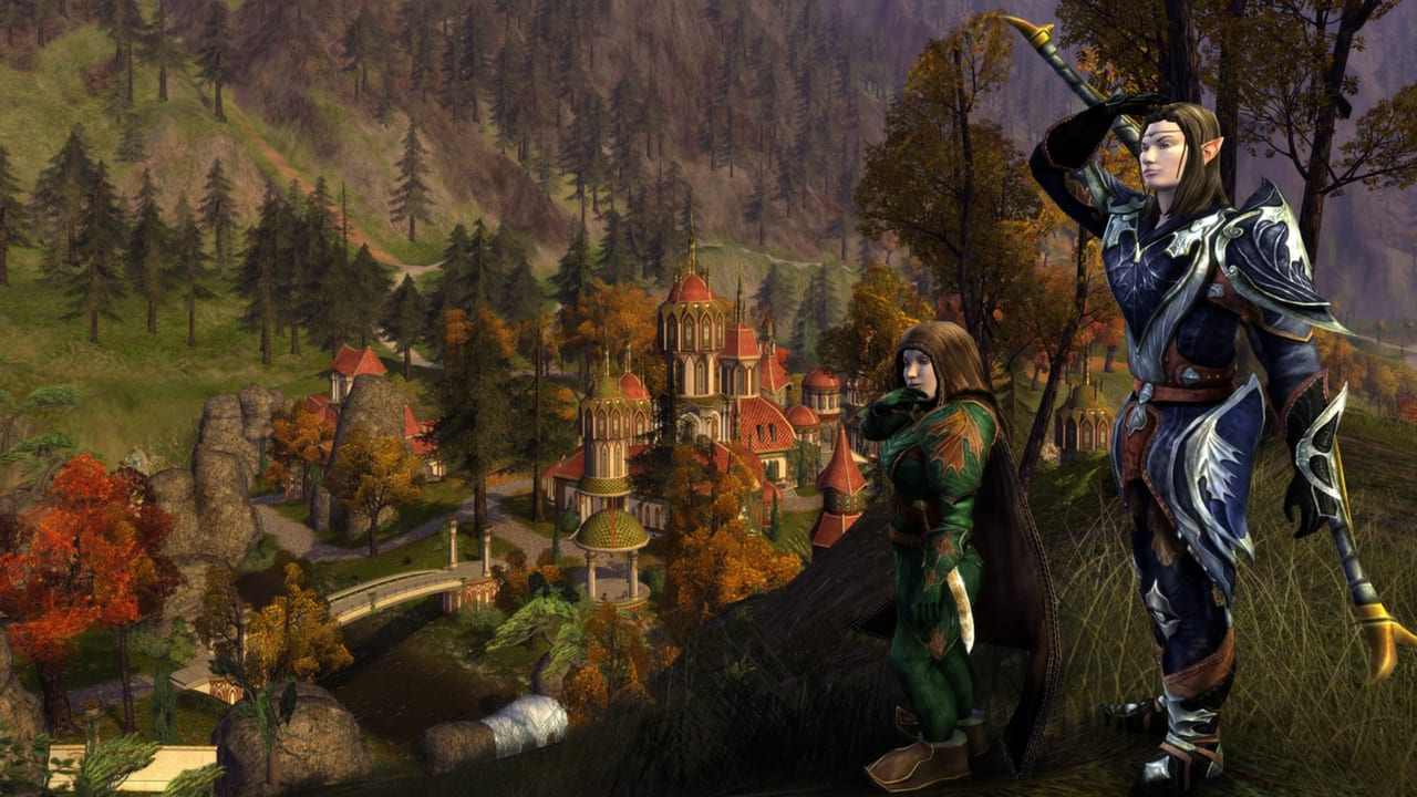 best Tolkien games - The Lord of the Rings Online