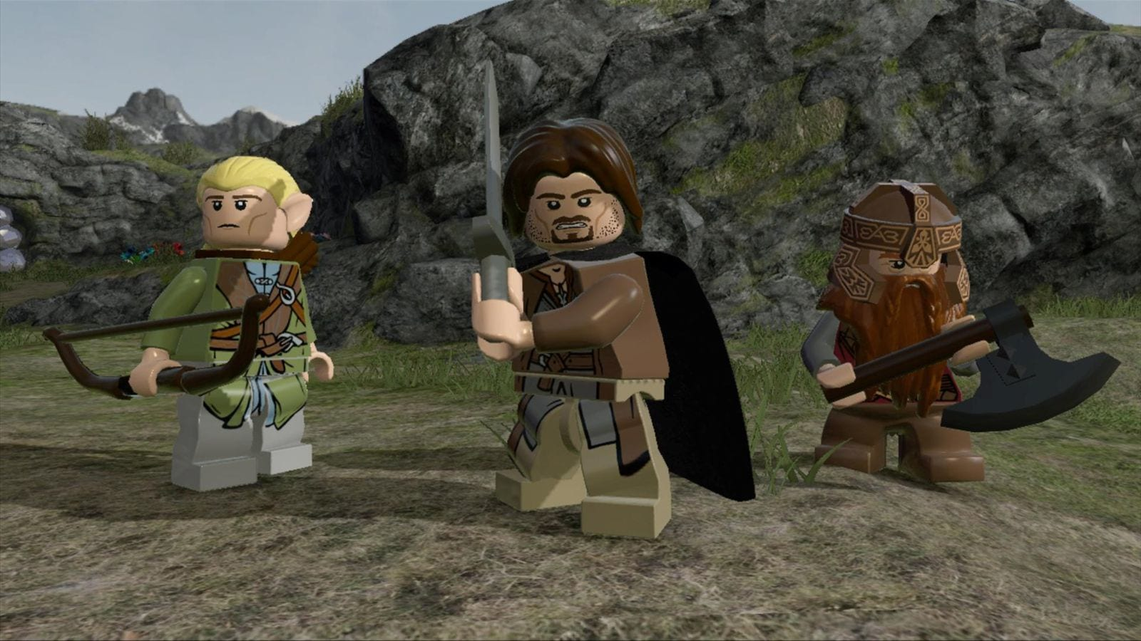 best Tolkien games - LEGO: The Lord of the Rings