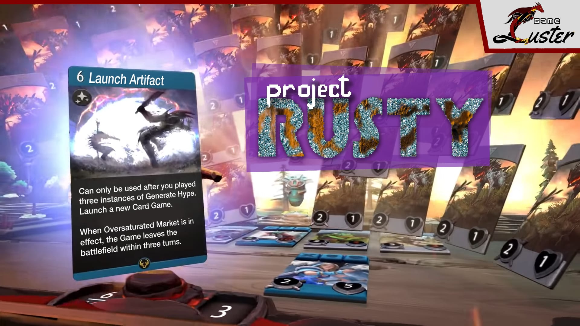 Project Rusty Artifact