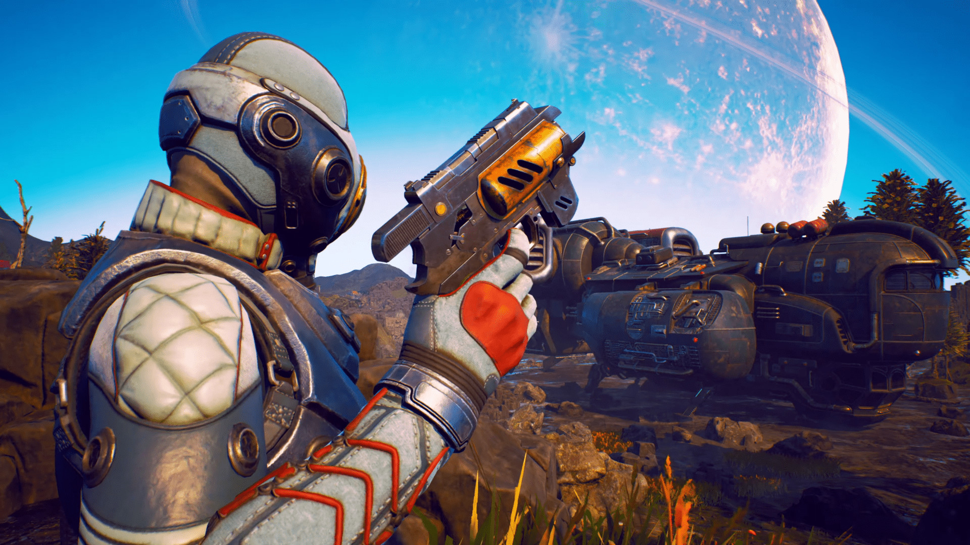 The Outer Worlds E3 trailer