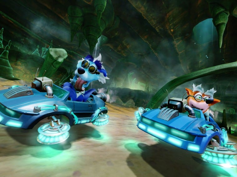 Crash Team Racing Nitro Fueled 3