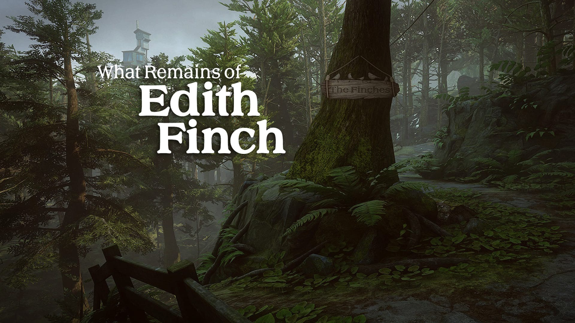 What Remains of Edith Finch title