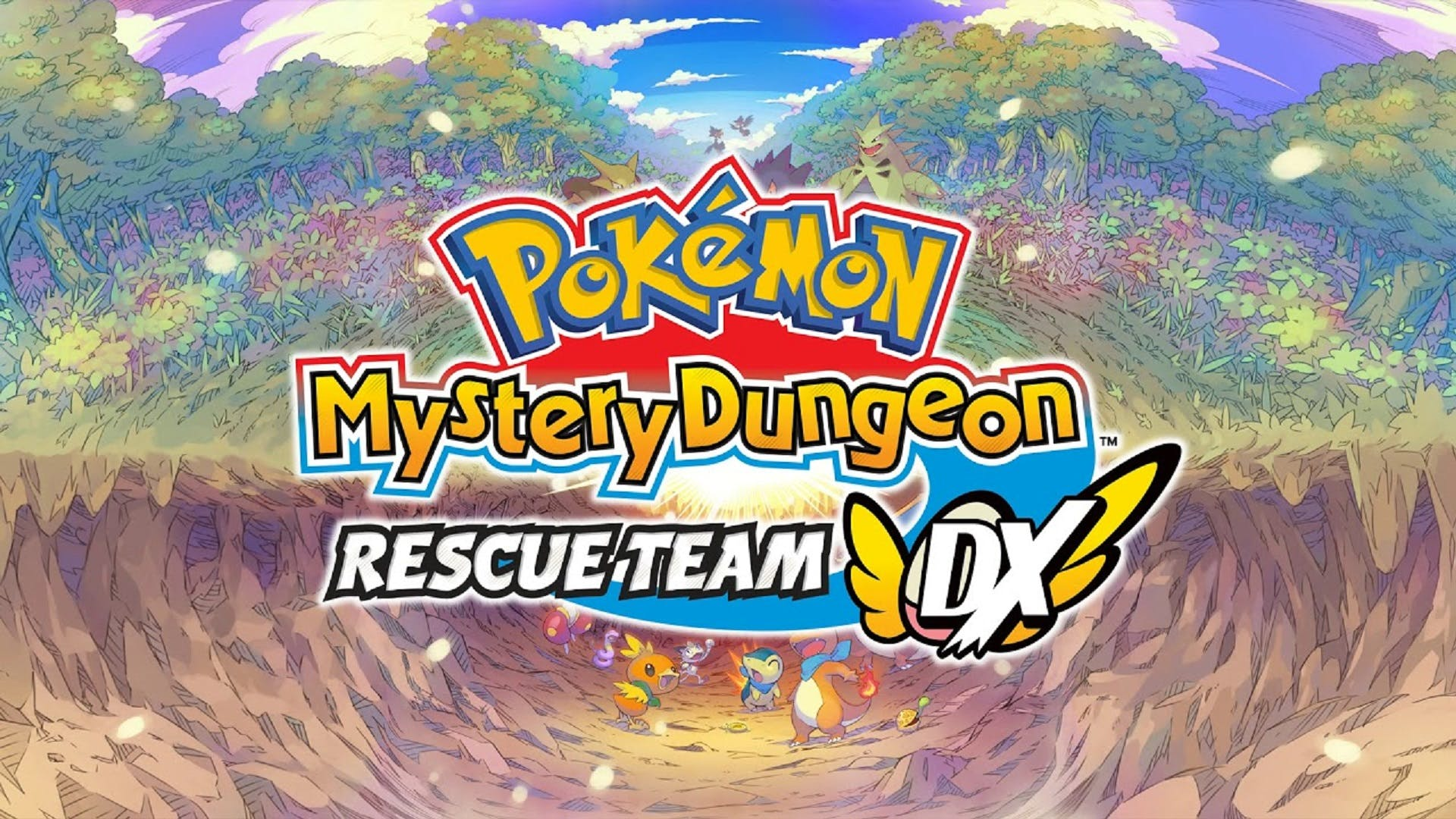 Mystery Dungeon Feature DX