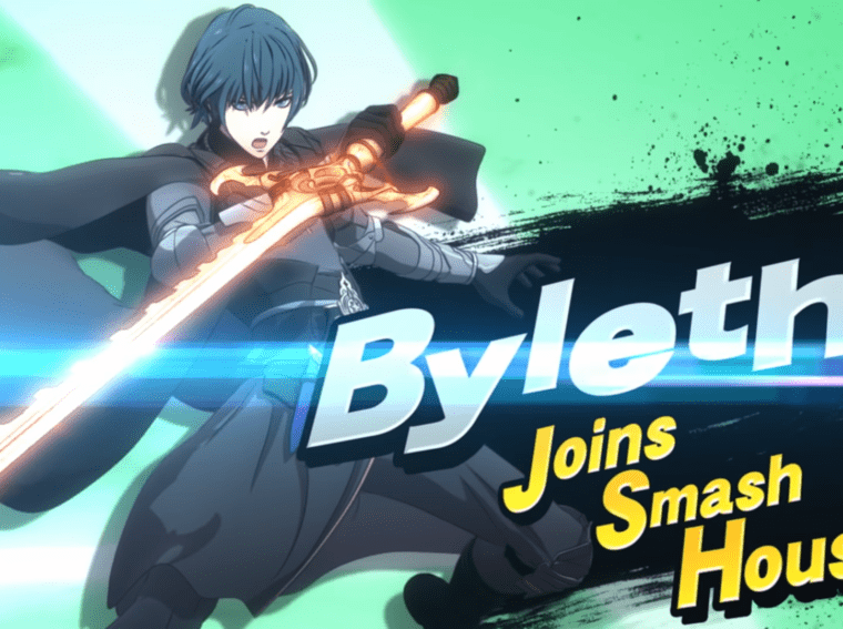 smash byleth