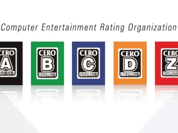 CERO Rating system