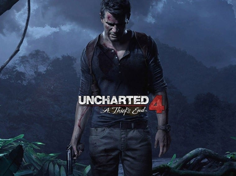 Uncharted 4 and Dirt Rally 2.0 - Playstation Plus April Games