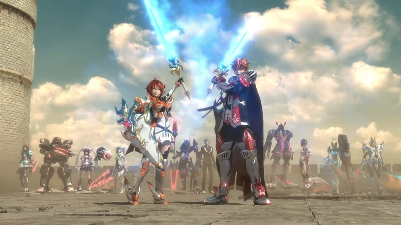 Screenshotter PhantasyStarOnline2E32019Trailer 1'30""